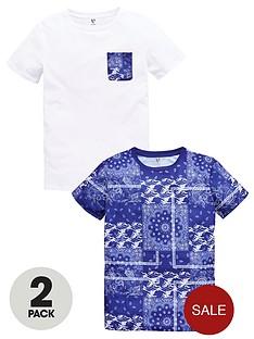 v-by-very-boys-bandananbspand-pocket-print-t-shirts-2-pack
