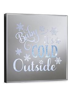 arthouse-baby-its-cold-outside-mirror-light-box