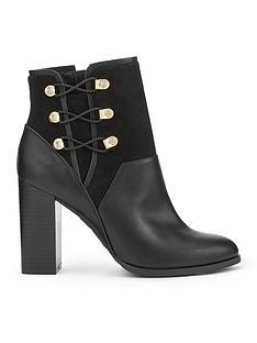 miss-selfridge-miss-selfridge-black-drummer-boy-heeled-ankle-boot
