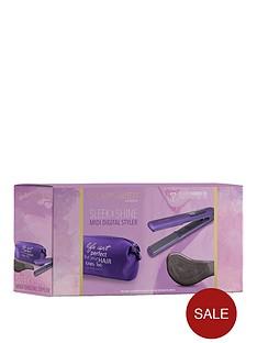 glamoriser-glamoriser-sleek-amp-shine-midi-digital-styler-gift-pack