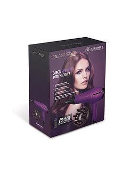 glamoriser-salon-results-touch-dryer