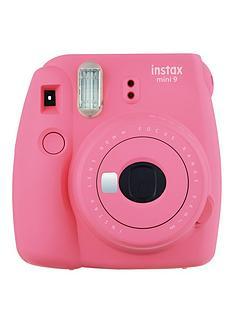 fujifilm-instax-instax-mini-9-instant-camera-with-10-pack-of-film-flamingo-pink