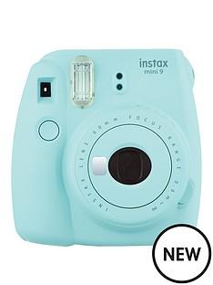 fuji-fujifilm-instax-mini-9-ice-blue-instant-camera-inc-10-shots-bluebr-br