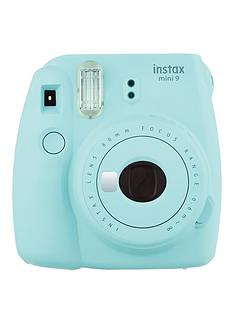 fujifilm-instax-mini-9-instant-camera-with-optional-paper-packs--nbspice-bluenbsp