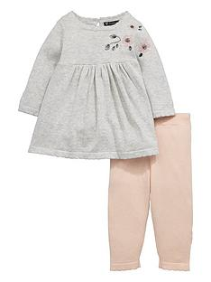 mini-v-by-very-baby-girls-2-piece-knitted-dress-and-leggings-set