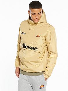 ellesse-farini-half-zip-overhead-jacket