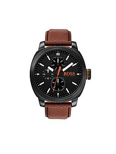 hugo-boss-hugo-boss-orange-capetown-black-dial-brown-strap-mens-watch