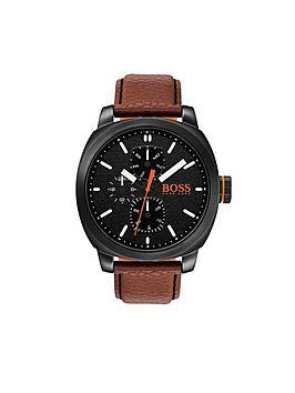 hugo-boss-hugo-boss-orange-capetown-black-dial-brown-strap-mens-watch