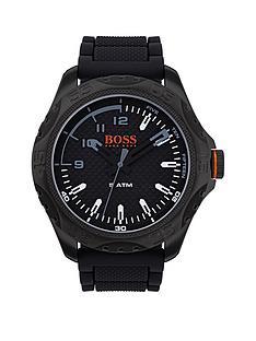 hugo-boss-hugo-boss-orange-honolulu-black-dial-black-silicone-strap-mens-watch