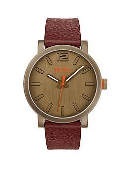hugo-boss-hugo-boss-orange-bilbao-khaki-dial-brown-leather-strap-mens-watch