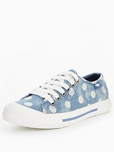 rocket-dog-jumpin-lace-up-spot-plimsoll