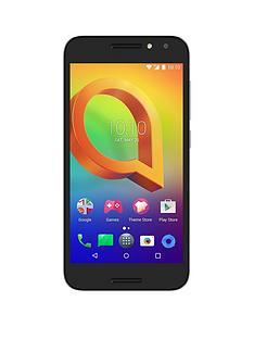 alcatel-a3-black