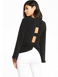 river-island-ladder-back-blouse