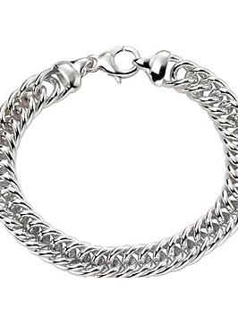 the-love-silver-collection-sterling-silver-heavyweight-close-curb-bracelet