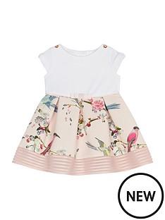 baker-by-ted-baker-baby-girls039-bird-print-ottoman-dress