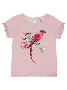 baker-by-ted-baker-girls-sequinned-embellished-bird-print-top