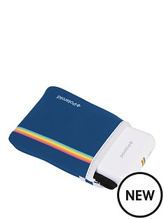 polaroid-neoprene-case-for-polaroid-zip-instant-printernbsp--blue