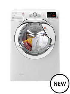 hoover-dynamic-nextnbspwdxoa686c-8kgnbspwashnbsp6kgnbspdry-1600-spin-washer-dryer-whitechrome