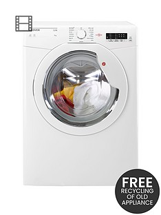hoover-link-hlv9lg-9kgnbspload-vented-sensor-tumble-dryer-with-one-touch-white