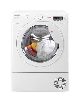 Hoover Hoover Link Hlc8Lg 8Kg Load Condenser Sensor Tumble Dryer With One  ... Picture