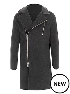 river-island-boys-grey-wool-blend-funnel-neck-coat
