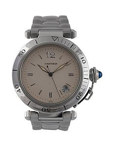 cartier-cartier-pre-owned-gents-steel-pasha-watch-off-white-dial-ref-1040