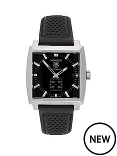tag-heuer-tag-heuer-pre-owned-gents-steel-monaco-automatic-watch-black-dial-ref-ww2110-0