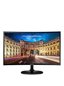 Samsung Samsung 390Fu Display 24 Inch Curved Monitor Picture