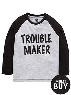 mini-v-by-very-nbspboys-contrast-raglan-trouble-maker-tshirt