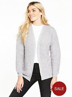 v-by-very-loop-stitch-short-cardigan