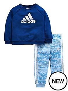 adidas-baby-boy-logo-crewjog-suit