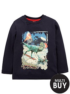 mini-v-by-very-nbspboys-dinoclaus-is-coming-to-town-long-sleeve-tshirt