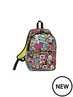 david-goliath-character-print-backpack