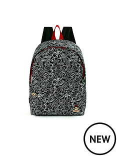 paul-frank-monochrome-backpack