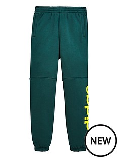 adidas-older-boy-linear-logo-pant