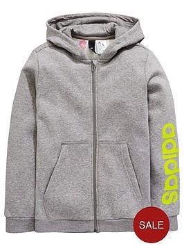 adidas-adidas-older-boy-linear-logo-full-zip-hoody