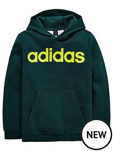 adidas-adidas-older-boy-linear-logo-overhead-hoody