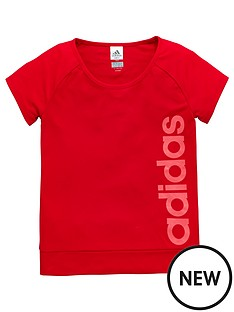 adidas-older-girls-tee
