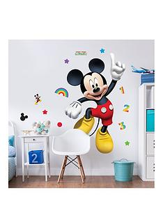mickey-mouse-clubhouse-walltastic-mickey-mouse-large-character-sticker-set