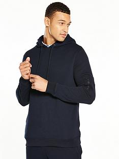 river-island-pocket-detail-hooded-top