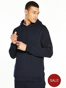 river-island-pocket-detail-hooded-top