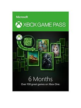 xbox-one-games-pass-6-month