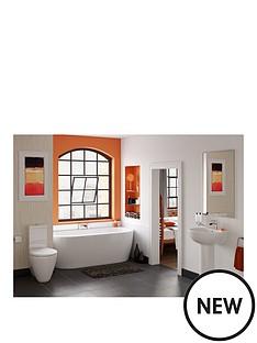 stream-bath-suite-with-taps-ndash-includes-bath-pedestal-basin-toilet-amp-taps