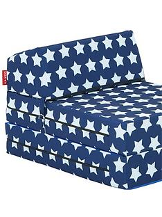 kaikoo-patterned-single-folding-chair-bed