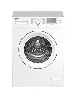 Beko   Wtg741M1W 7Kg Load, 1400 Spin Washing Machine - White