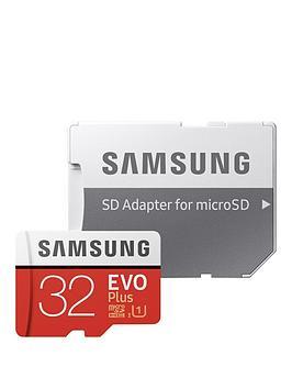 samsung-32gbnbspevo-plus-micro-sd-card-with-adapternbsp