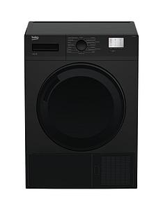 beko-dtgc8000bnbsp8kg-load-full-size-condenser-sensor-tumble-dryer-black