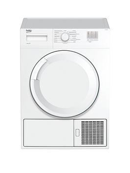 Beko Beko Dtgc8000W 8Kg Load Full Size Condenser Sensor Tumble Dryer -  ... Picture