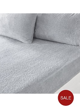 silentnight-super-soft-teddy-fleece-fitted-sheet