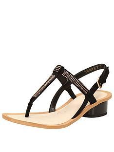 clarks-sandcastletop4-low-heel-sandal-black-suede